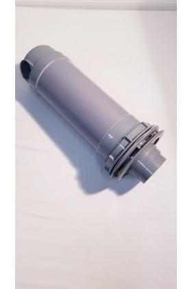 Skimmer flottant pour filtre à cartouche perforé 34cm